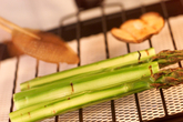 牛タンと野菜の網焼きの作り方1