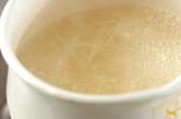 大根とホタテ缶のスープの作り方1