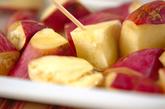 サツマイモのサラダの作り方1
