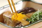 タラのサッと煮の作り方3