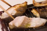 スズキの塩焼きの作り方1