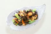 作り置き芽ヒジキの煮物