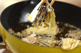 サクサクエビの天ぷらの作り方3
