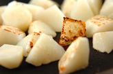 長芋のオイスター炒めの作り方1