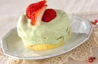 簡単デコレーションケーキ