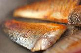 塩サバの黒七味焼きの作り方1