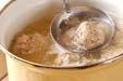 イワシのつみれ汁の作り方3