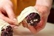 黒米の筍おにぎりの作り方5