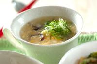 ふんわり卵スープ