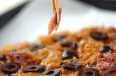 ピサラディエール(玉ネギのピザ)の作り方3