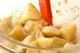 ミモザサラダの作り方4