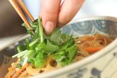 アジア風根菜丼の作り方4