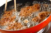 フライパンでできるフライドチキンの作り方3
