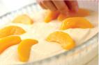 桃のヨーグルトケーキの作り方2