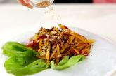 サツマイモのきんぴら炒めの作り方3