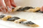 ゴマドーナツの作り方4