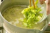セロリとカニのスパサラの作り方3