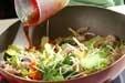 豚肉と野菜の炒めものの作り方2