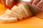 温サラダ ガーリック風味のゴマドレッシングの作り方6