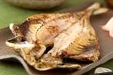 焼き魚(かますの干物)