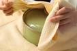 ふんわり温泉卵の作り方2