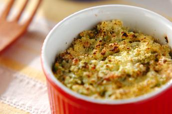 ブロッコリーとツナのホットサラダ