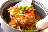 炊き込みご飯の作り方4