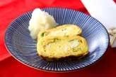 ホタテ入り卵焼き