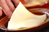 ポテトとベーコンのレンジ蒸しの作り方2