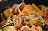 野菜のエスニック炒めの作り方2