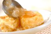 揚げ出し豆腐の作り方2