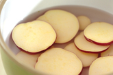 サツマイモの甘煮の作り方1