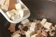 小松菜の炒め物の作り方2