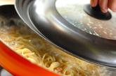 明太クリームスパゲティーの作り方2