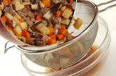 おこわ風炊き込みご飯の作り方2