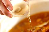 サンラータンスープの作り方3