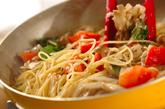 キノコのスパゲティーの作り方4