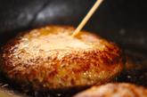 とろけるチーズハンバーグの作り方4