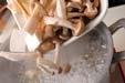 キノコのパスタの作り方2