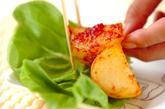 ジャガイモの梅バターソテーの作り方2