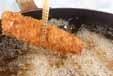 ささ身とチーズのフライの作り方2