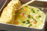 カニカマ入りだし巻き卵の作り方4