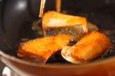 鮭のバター焼きの作り方2