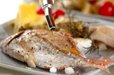 鯛のハーブソルト焼きの作り方6
