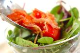 トマトのガーリックサラダの作り方3