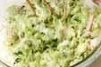 キャベツのもみサラダの作り方2