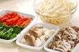 ラム肉の炒め物の下準備2