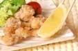 鶏なんこつ唐揚げの作り方3