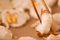 ホタテの炒め物の作り方1