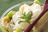 サクサクアンニン豆腐